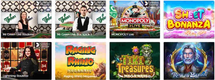 mrgreen_mest_populære_spilleautomater